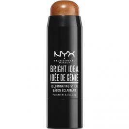 NYX Professional Makeup Bright Idea élénkítő ceruzában árnyalat Sun Kissed Crush 08 6 g