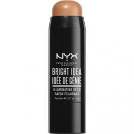 NYX Professional Makeup Bright Idea élénkítő ceruzában árnyalat Bermuda Bronze 09 6 g