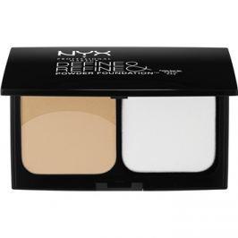 NYX Professional Makeup Define & Refine púderes make-up árnyalat 04 Beige 9,5 g