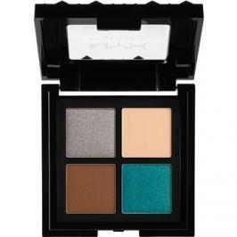 NYX Professional Makeup Full Throttle szemhéjfesték paletták árnyalat 06 Stunner 1,5 g