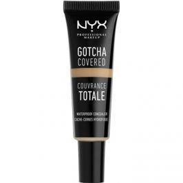 NYX Professional Makeup Gotcha Covered vízálló korrektor a teljes fedésre árnyalat 04 Medium 8 ml
