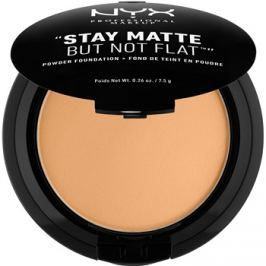 NYX Professional Makeup HD Studio kompakt púderes make-up matt hatásért árnyalat 07.5 Fresh Beige 7,5 g