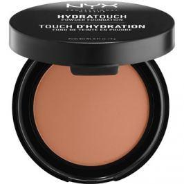 NYX Professional Makeup Hydra Touch kompakt púderes make-up árnyalat 14 Nutmeg 9 g