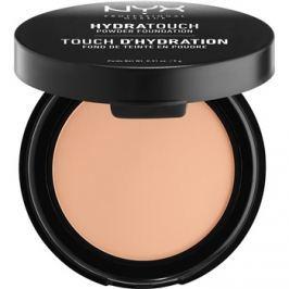 NYX Professional Makeup Hydra Touch kompakt púderes make-up árnyalat 06 Tan 9 g