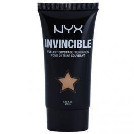 NYX Professional Makeup Invincible make-up a bőr tökéletlenségei ellen árnyalat 07 Medium Beige 25 ml