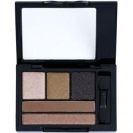 NYX Professional Makeup Love in Florence szemhéjfesték paletták applikátorral árnyalat 05 Sunsets with Sophia 2,4 g