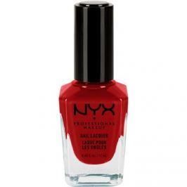 NYX Professional Makeup Nail Lacquer körömlakk árnyalat 35 Red Pumps 12 ml