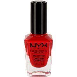 NYX Professional Makeup Nail Lacquer körömlakk árnyalat 30 Pin Up Tease 12 ml