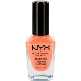 NYX Professional Makeup Nail Lacquer körömlakk árnyalat 27 Alaskan Wild 12 ml