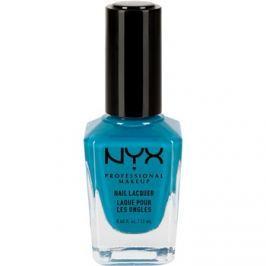 NYX Professional Makeup Nail Lacquer körömlakk árnyalat 52 Dolphin Dream 12 ml