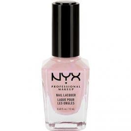 NYX Professional Makeup Nail Lacquer körömlakk árnyalat 16 Where is my Tutu? 12 ml