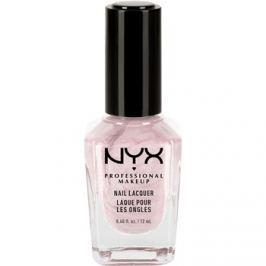 NYX Professional Makeup Nail Lacquer körömlakk árnyalat 21 Frosted 12 ml
