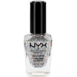NYX Professional Makeup Nail Lacquer körömlakk árnyalat 33 Roller Disco 12 ml