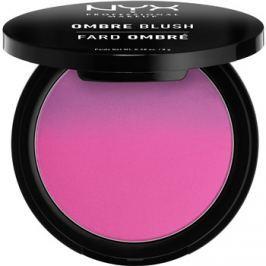 NYX Professional Makeup Ombre Blush arcpirosító árnyalat 08 Code Breaker 8 g