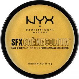 NYX Professional Makeup SFX Creme Colour™ make-up arcra és testre árnyalat 11 Gold 6 g