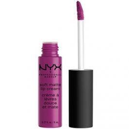 NYX Professional Makeup Soft Matte mattító folyékony rúzs árnyalat 30 Seoul 8 ml
