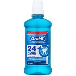 Oral B Pro-Expert Professional Protection szájvíz íz Fresh Mint  500 ml