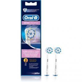Oral B Sensitive UltraThin EB 60 csere fejek a fogkeféhez  2 db
