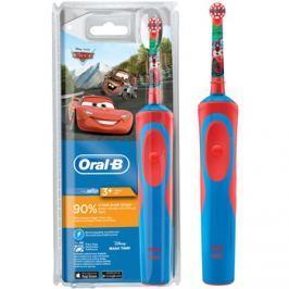 Oral B Stages Power Cars D12.513.1 elektromos fogkefe gyermekeknek 3+