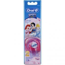 Oral B Stages Power EB10 Princess csere fejek a fogkeféhez extra soft  2 db