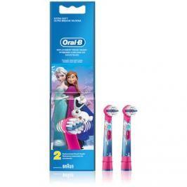 Oral B Stages Power Frozen EB10K tartalék kefék extra soft 3 éves kortól  2 db