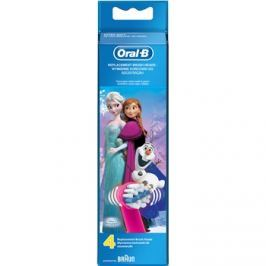 Oral B Stages Power Frozen EB10K tartalék kefék extra soft 3 éves kortól  4 db