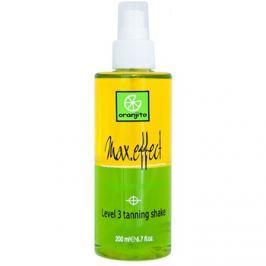 Oranjito Level 3 Shake kétfázisú barnító spray szoláriumba  200 ml