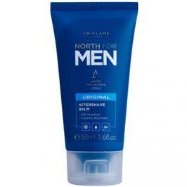 Oriflame North For Men borotválkozás utáni balzsam cinkkel  50 ml
