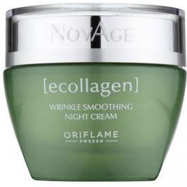 Oriflame Novage Ecollagen éjszakai ránctalanító krém  50 ml