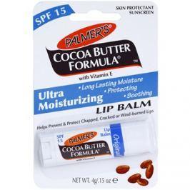 Palmer's Face & Lip Cocoa Butter Formula hidratáló ajakbalzsam SPF15 íz Original Cocoa Butter  4 g