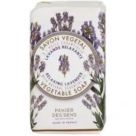 Panier des Sens Lavender relaxáló növényi szappan  150 g