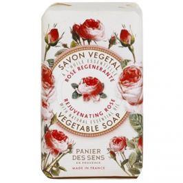 Panier des Sens Rose regeneráló növényi szappan  150 g