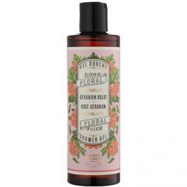 Panier des Sens Rose Geranium tusfürdő gél  250 ml