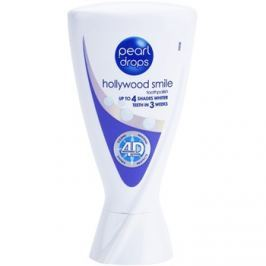 Pearl Drops Hollywood Smile fehérítő fogkrém A fényes fehér fogakért  50 ml