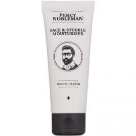 Percy Nobleman Face & Stubble hidratáló krém az arcra és a szakállra  75 ml