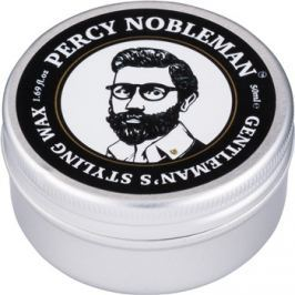 Percy Nobleman Hair formázó viasz hajra és szakállra  50 ml