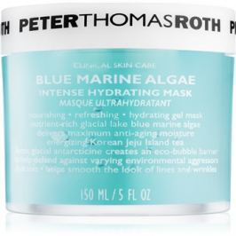 Peter Thomas Roth Blue Marine Algae Intenzív hidratáló arcpakolás  150 ml