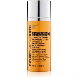 Peter Thomas Roth Camu Camu Power C x 30™ élénkítő éjszakai maszk C vitamin  100 ml