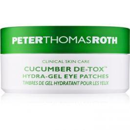 Peter Thomas Roth Cucumber De-Tox hidratáló gél maszk szemre 30 Pairs 30 db