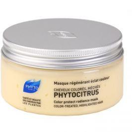 Phyto Phytocitrus élénkítő maszk festett hajra  200 ml