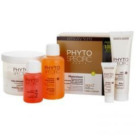 Phyto Specific Phytorelaxer szett a normál és vastag haj kiegyenesítésére  5 db