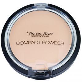 Pierre René Face kompakt púder tükörrel és aplikátorral árnyalat 06 Natural Bronze  8 g