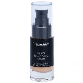 Pierre René Face Skin Balance vízzel lemosható make-up folyadék a hosszan tartó hatásért árnyalat 22 Light Beige 30 ml
