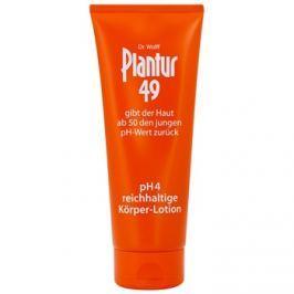 Plantur 49 tápláló és bőrfiatalító testápoló tej pH 4  200 ml