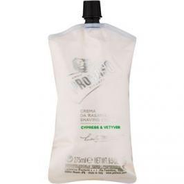 Proraso Cypress & Vetyver borotválkozási krém  275 ml