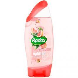 Radox Feel Refreshed Feel Uplifted tusoló gél  Pink Grapefruit & Basil 250 ml