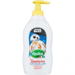 Radox Kids Feel Adventurous tusoló- és fürdőgél alma  400 ml