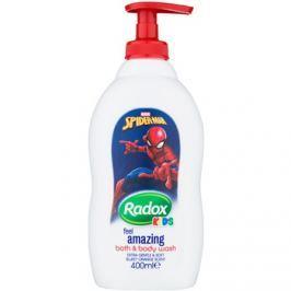 Radox Kids Feel Amazing tusoló- és fürdőgél  400 ml