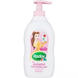 Radox Kids Feel Enchanted tusoló- és fürdőgél  400 ml