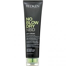 Redken No Blow Dry gyorsan felszívódó formázó krém gyenge hajra  150 ml